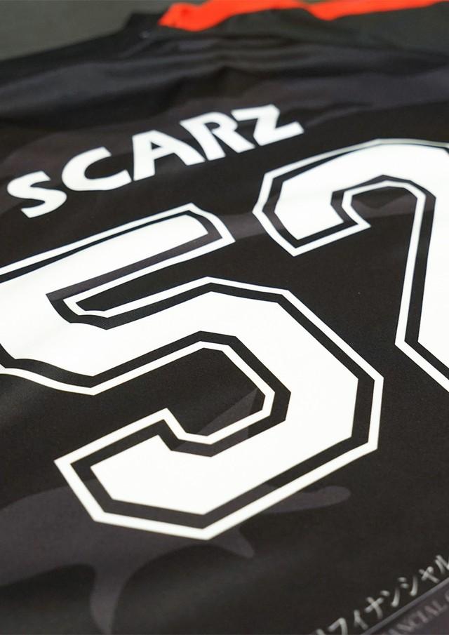 SCARZ Primary Jersey
