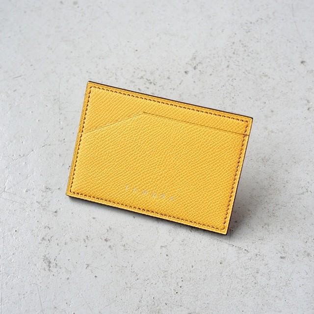 カードケース <Deneb> イエロー