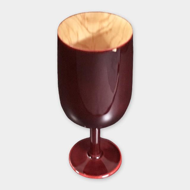 ワイングラス 紅 (2018)