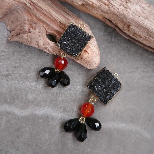 Druzy Ear Jewelry