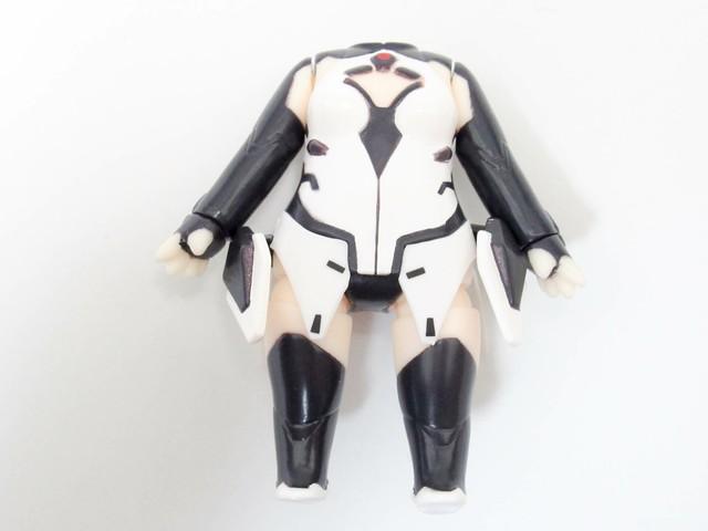 【995】 レイシア 体パーツ 戦闘服 ねんどろいど