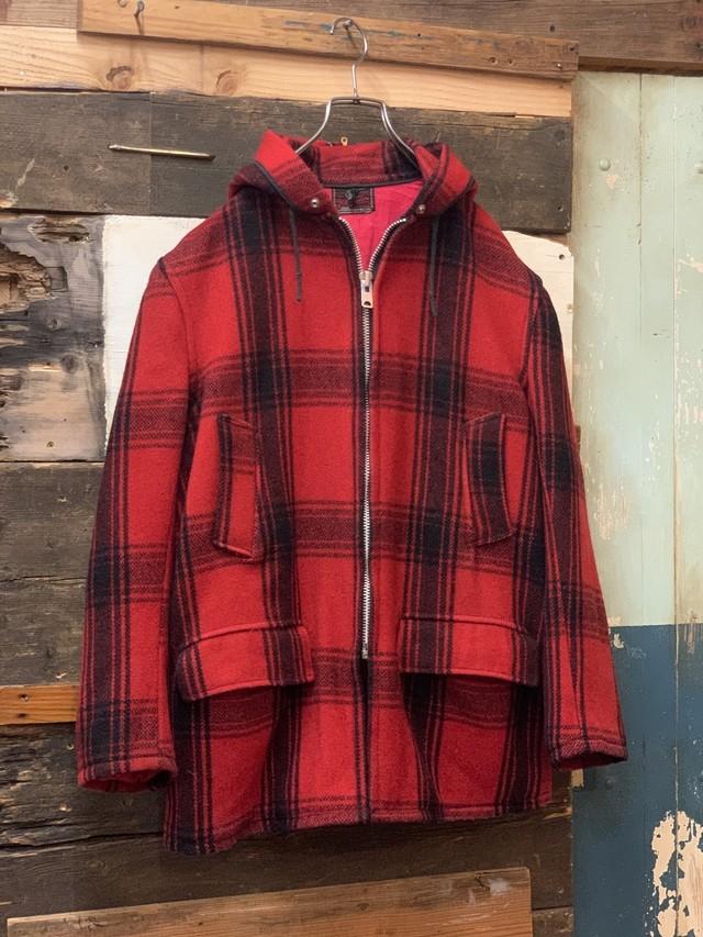 60's johnson mackinaw jacket