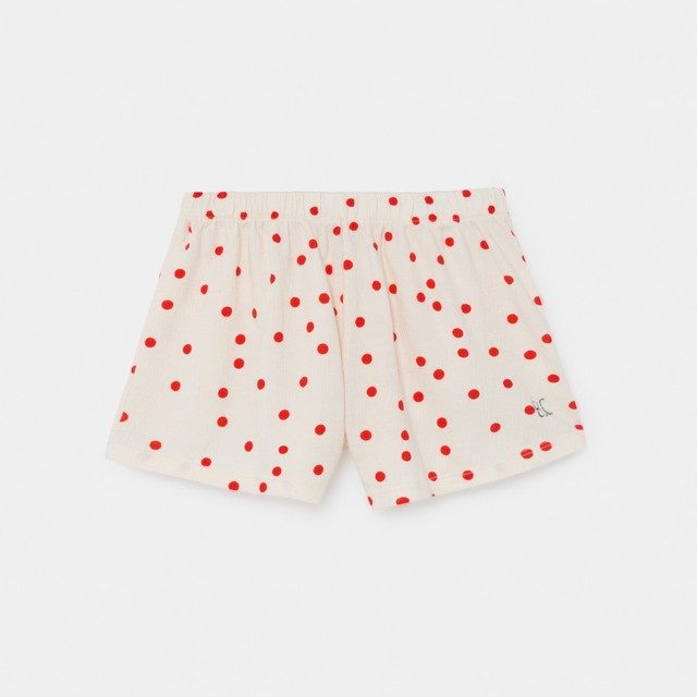 《BOBO CHOSES 2020SS》Dots Jersey Shorts / 2-7Y