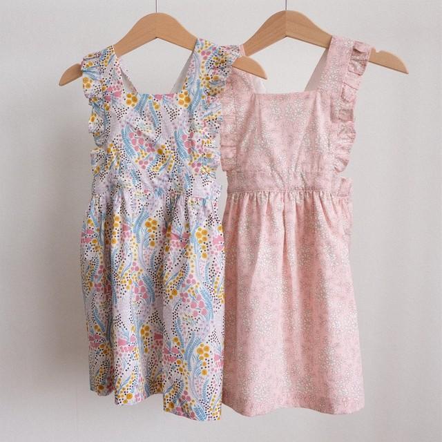 40%OFF OLIVIER LONDON EMILY DRESS(全2色/6-12m,1-2y,2-3y)