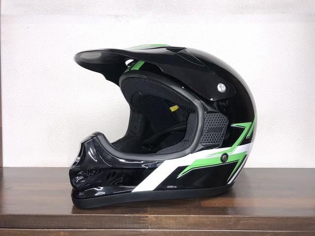 KAWASAKI  ヘルメット SNI規格