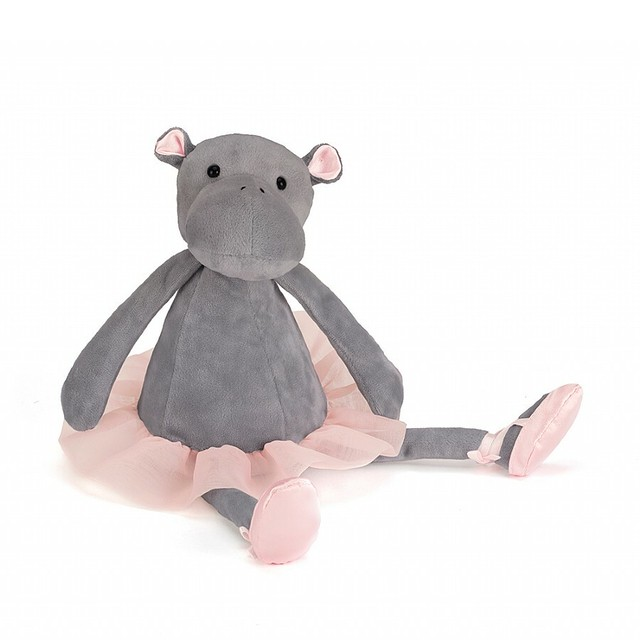 Dancing Darcey Hippo Small_DDS6H