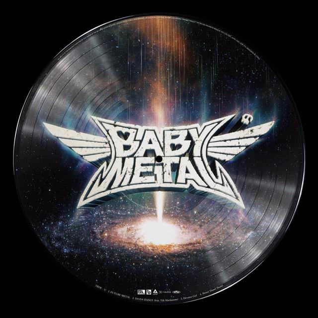 BABYMETAL - METAL GALAXY(RECORD STORE DAY限定盤)(2LPピクチャー盤) アナログ盤(12インチ)
