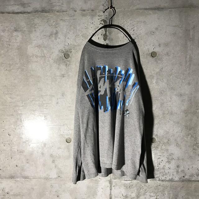 [STUSSY] stussy designed long T-shirt