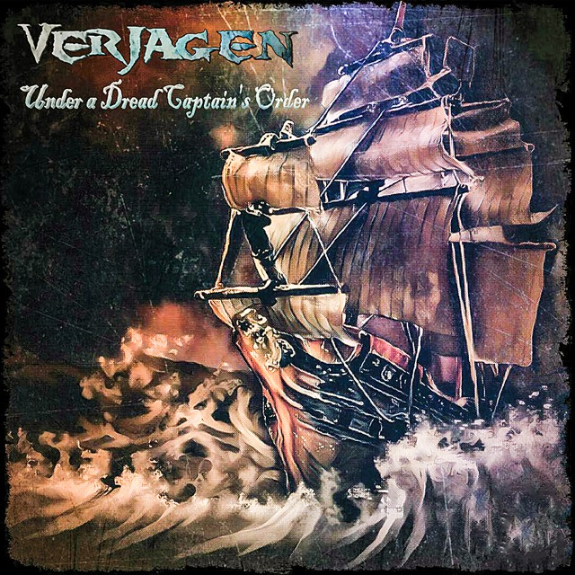 VERJAGEN『Under A Dread Captain's Order』MCD