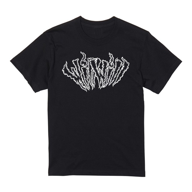 【WillxWill × Musollon】スペシャルコラボレーション Logo T-shirts Black