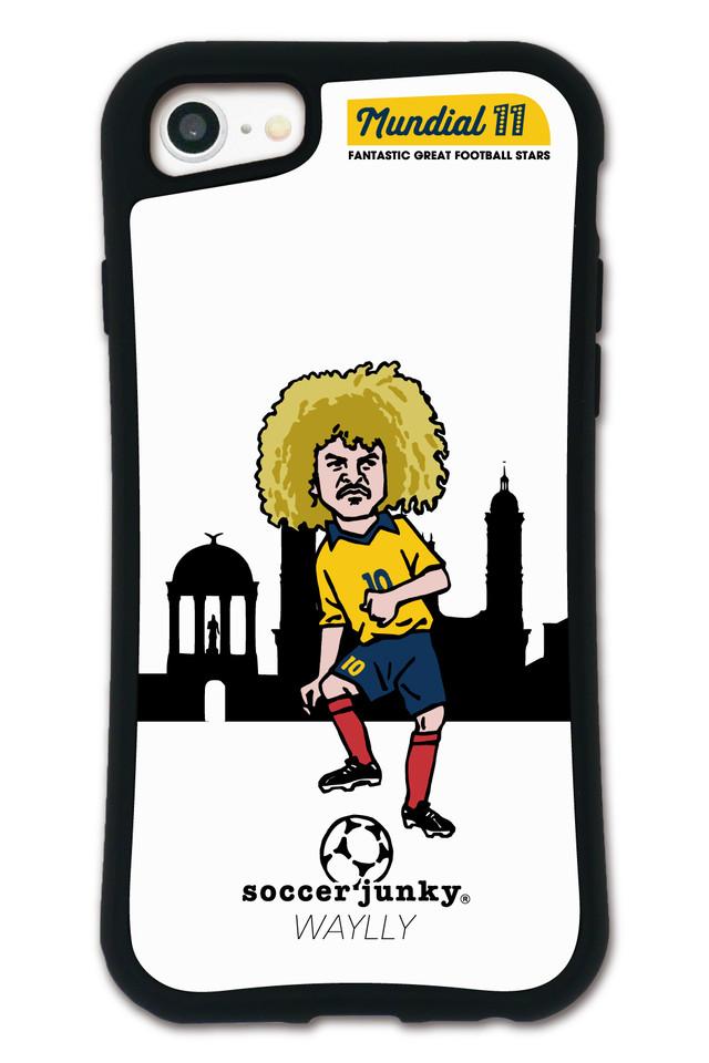 サッカージャンキー ジェリー K セット WAYLLY(ウェイリー) iPhone 8 7 XR XS X 6s 6 Plus XsMax対応!_MK_
