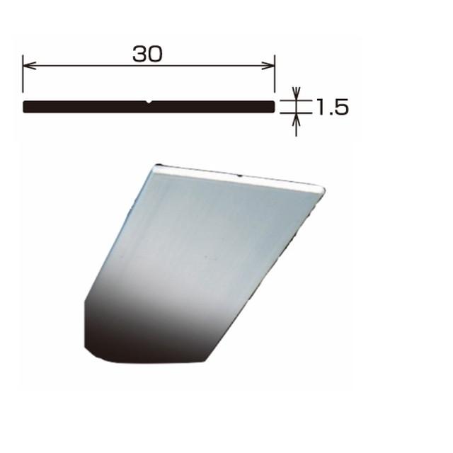 アルミフラット TF-2 厚さ 1.5 規格 30×2,000 1本 タイセイ