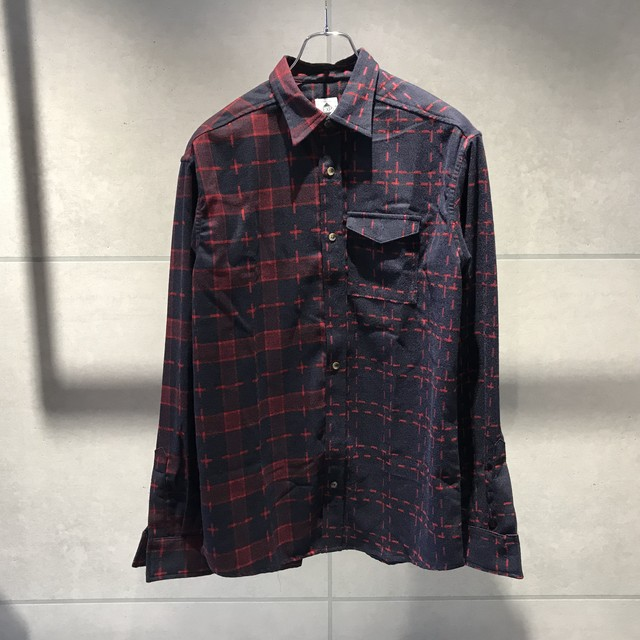 EXPANSION COMBO BUTTON DOWN SHIRTS