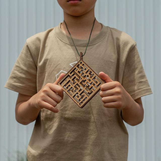 maze ornament / 迷路オーナメント