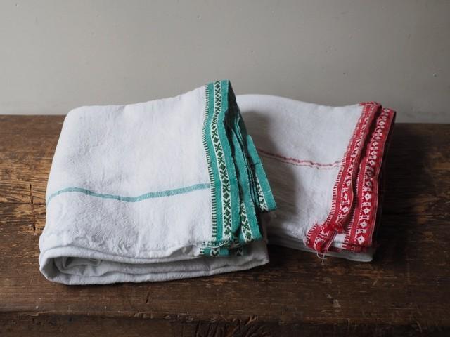 131sr158 selvedge towel