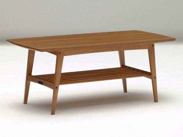 【カリモク60】リビングテーブル大 ウォールナット