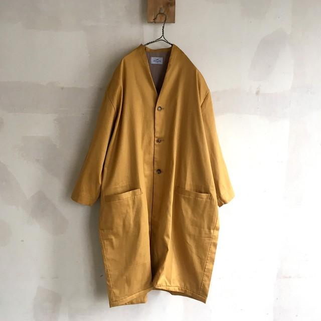 【男女兼用】バレルコート/A30_002_yellow