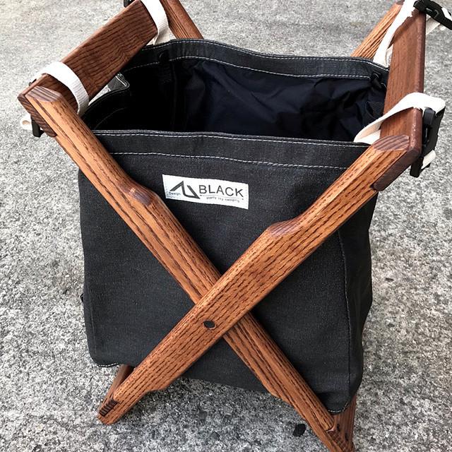 [BLACK DESIGN] 収納BAG ブラック
