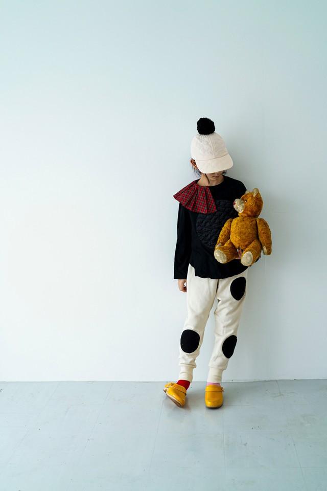 【20AW】フランキーグロウ ( frankygrow )BEAR QUILTING CAP BONBON[ S / M / L ]キャップ