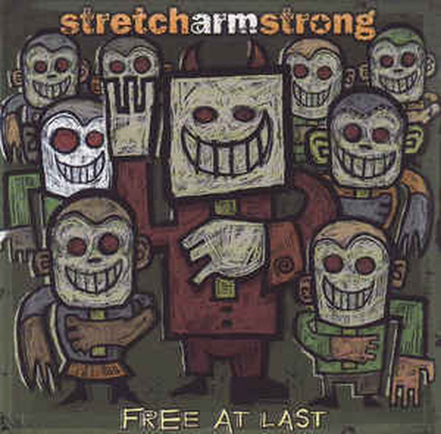 【USED】STRETCH ARM STRONG / FREE AT LAST