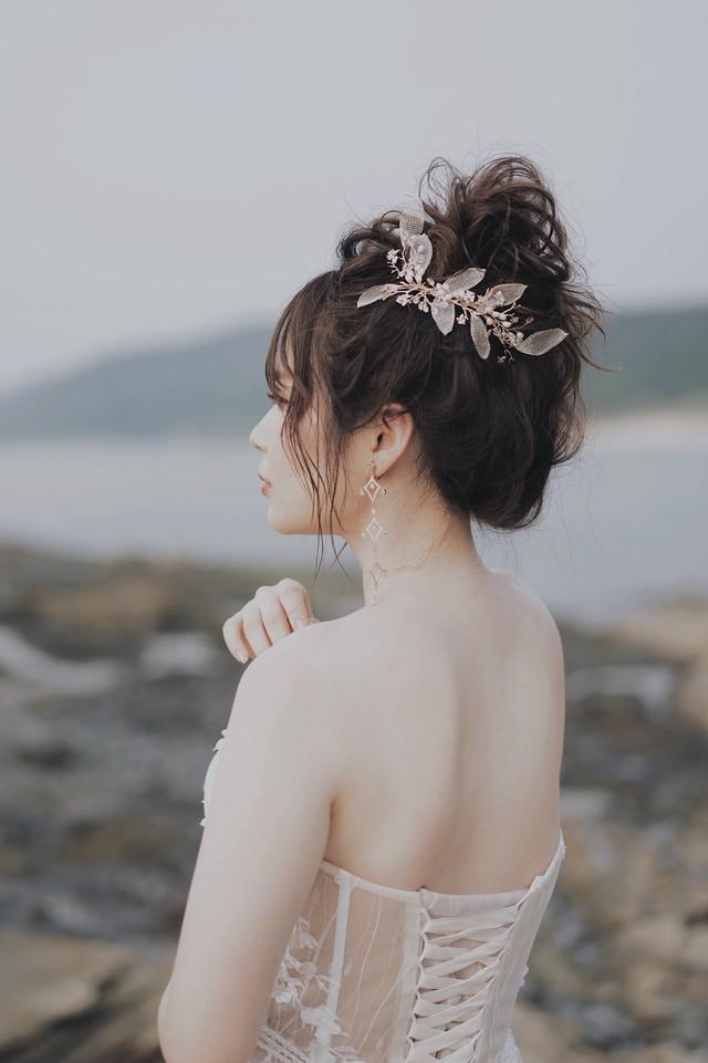 ブライダルヘッドドレス[HA-115]