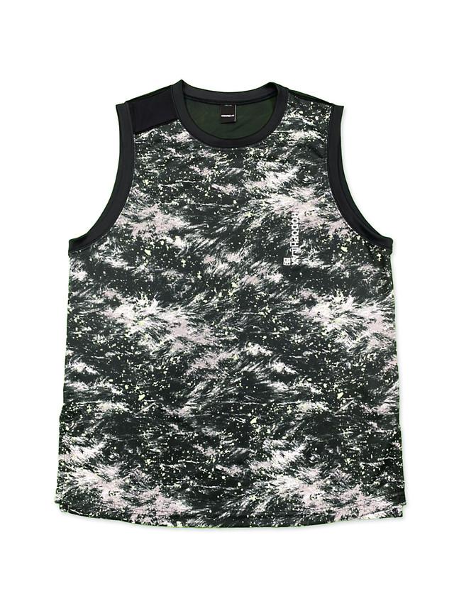 ノースリーブTシャツ  HPX-W21015  ブラック