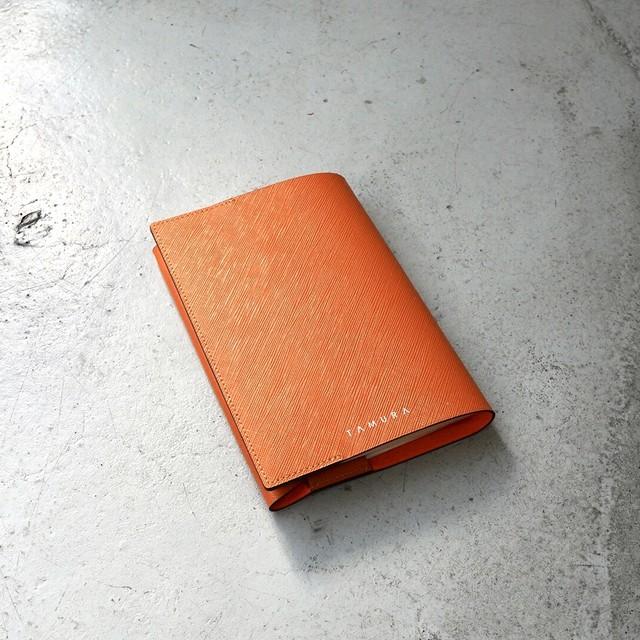 BOOK COVER(文庫サイズ)オレンジ × オレンジ