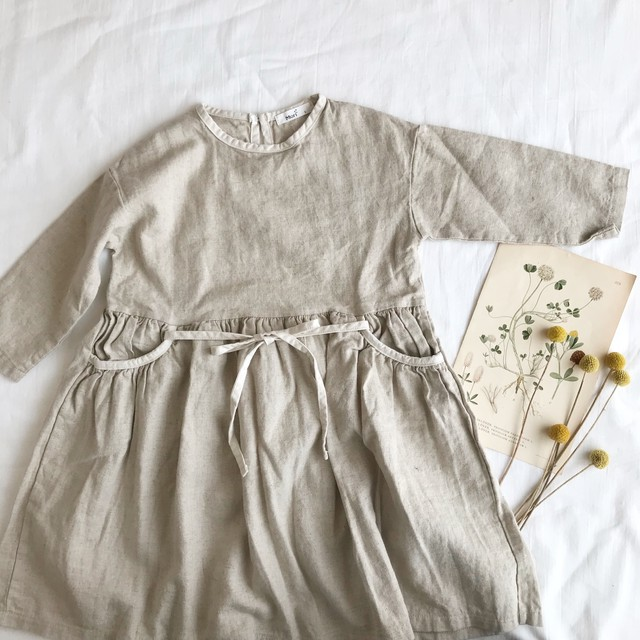 baby gather dress