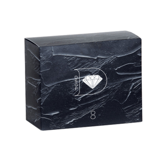 「まとめ買い特典+8包付き」skincare365 ダイヤモンドスキンジェルパック(8包入)×9箱