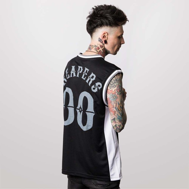 REAPERS basketball jersey