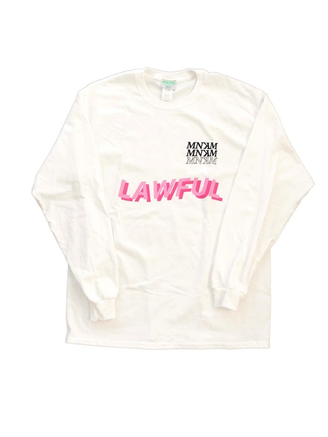【Exclusive】Lawful l/s T shirt