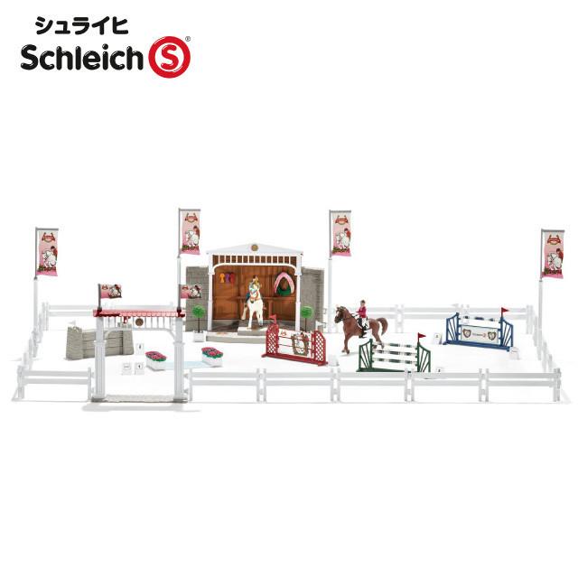 Schleich (シュライヒ) 馬術ショーセット