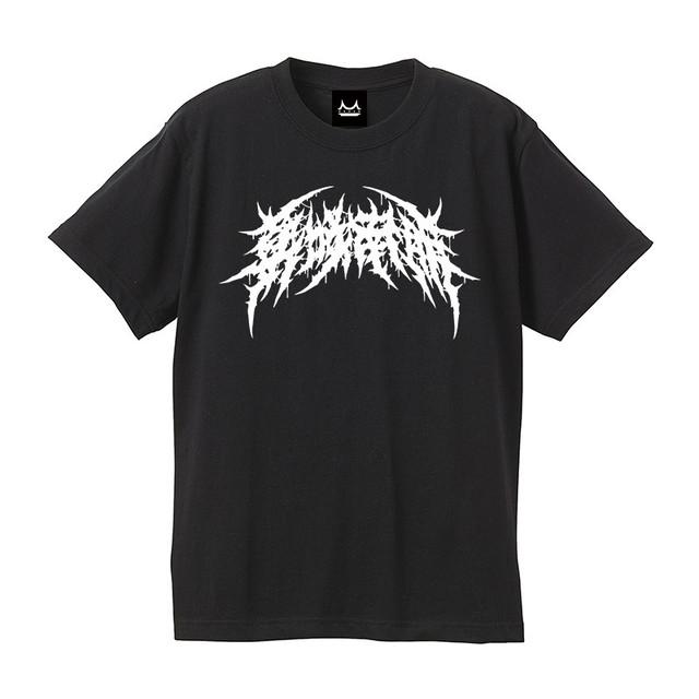【NEW】ブルータル真咲南朋ロゴTシャツ(黒×白)