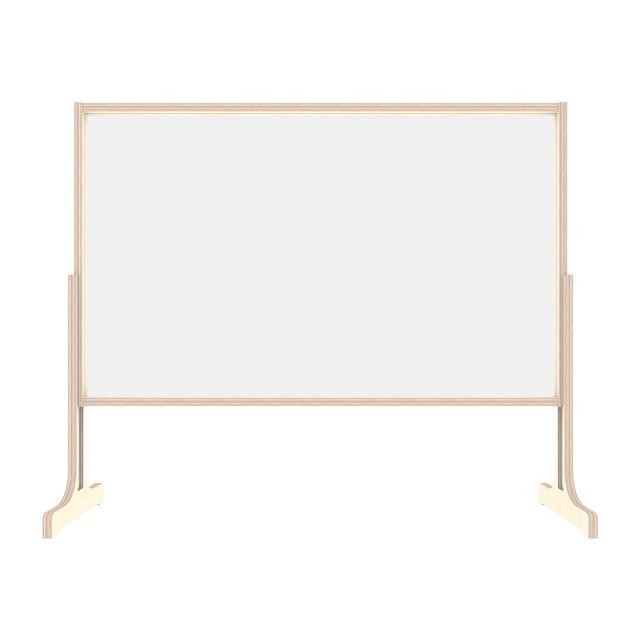 木製飛沫防止スクリーン・L(幅900mm)