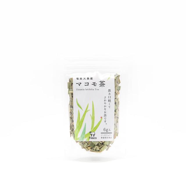 奄美大島龍郷町産  マコモ茶   6g入り
