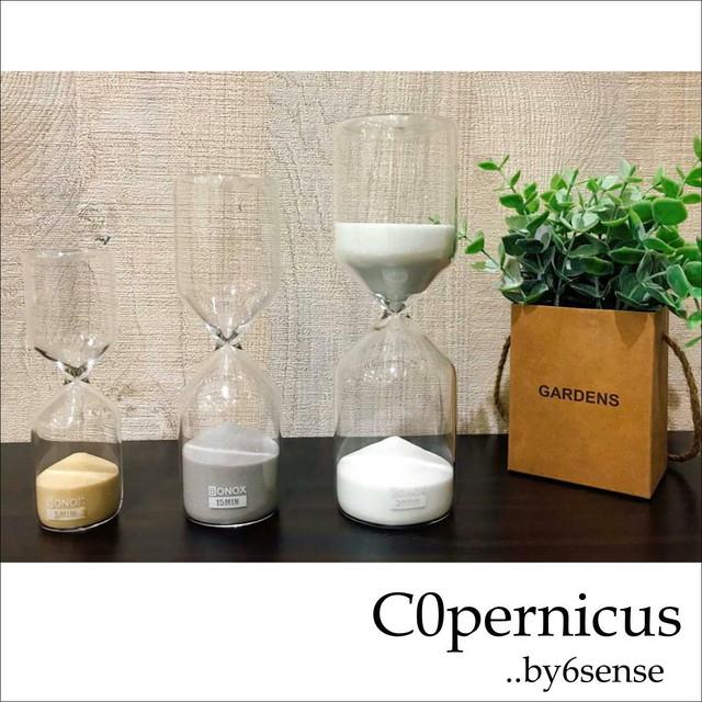 砂時計 Mサイズ 15min 浜松雑貨屋 C0pernicus浜松雑貨屋 C0pernicus