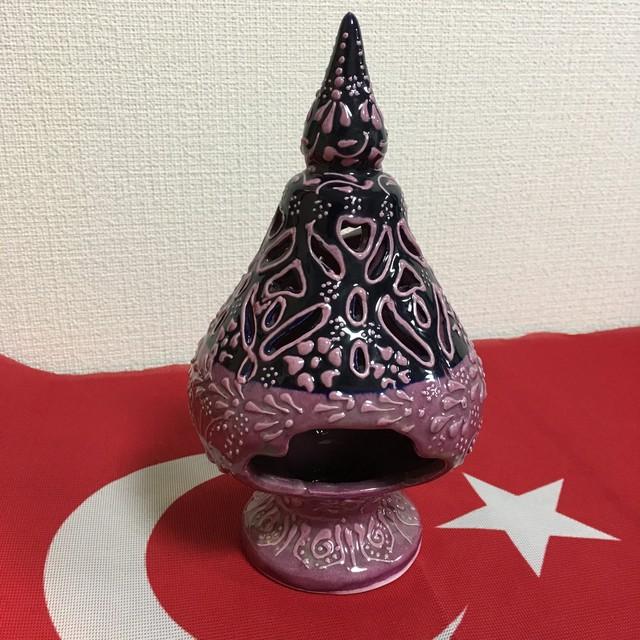 トルコ製  キャンドルホルダー