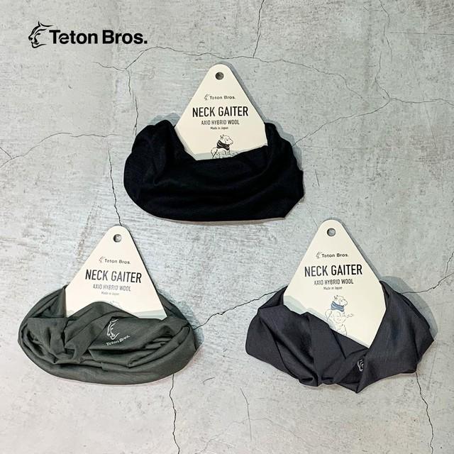 Teton Bros.  NECK GAITER  AXIO HYBRID WOOL