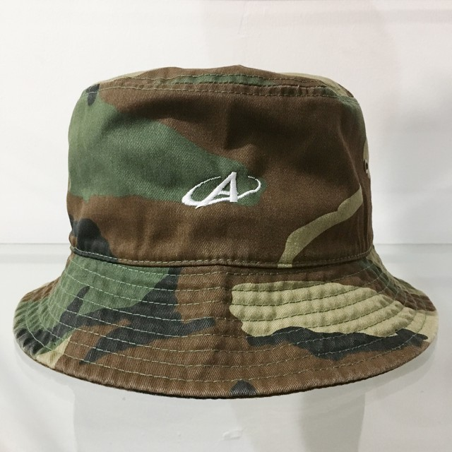 ANSWER COLLECTION / A LOGO BUCKET HAT
