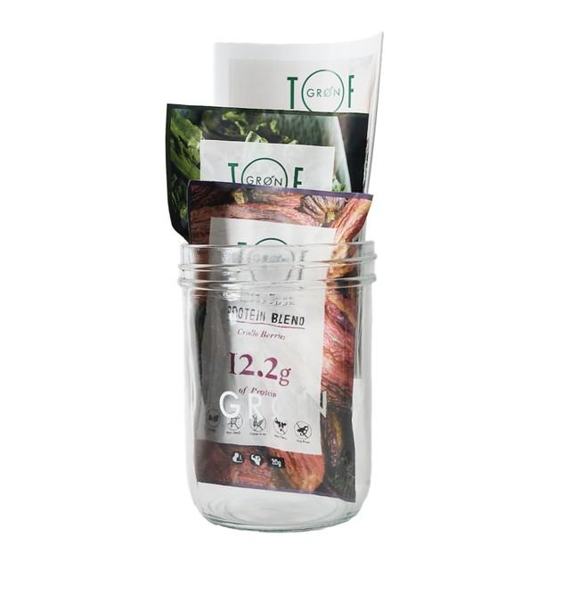プロテインブレンド2種 (カカオ&抹茶)・トライアルセット