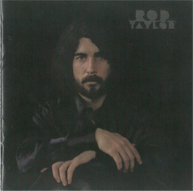 ROD TAYLOR / ROD TAYLOR (CD) 日本盤
