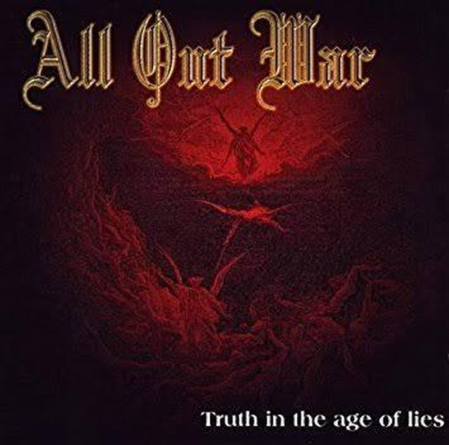 【USED】ALL OUT WAR / TRUTH IN THE AGE OF LIES