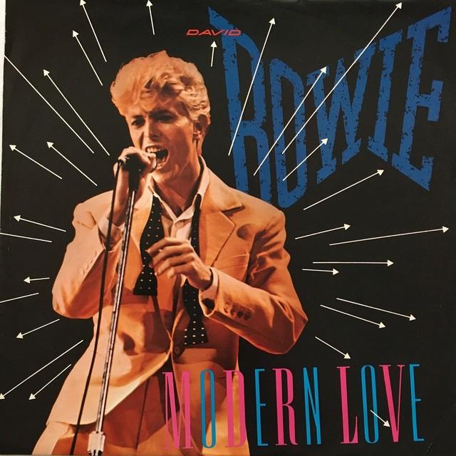 【12inch・米盤】David Bowie / Modern Love