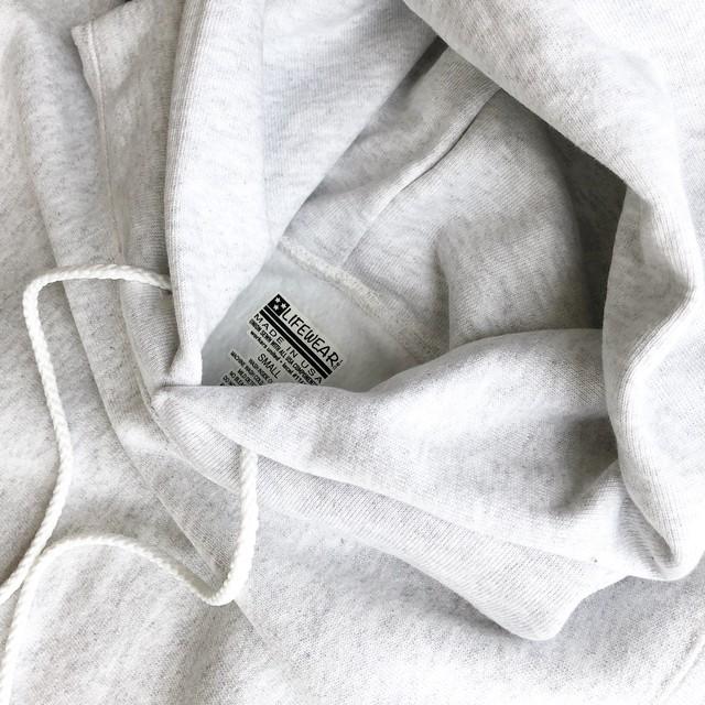 "LIFE WEAR ""Heavy Weight Hooded Sweatshirts"""