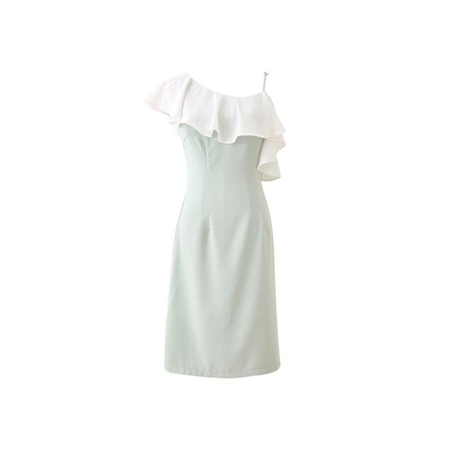 【7/21発売START】mint dress