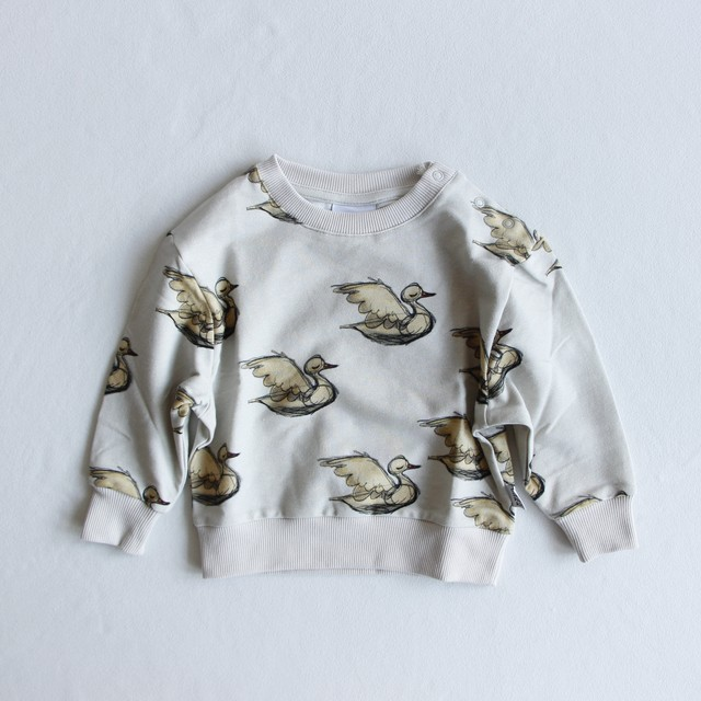 《ONE DAY PARADE 2021AW》SWEATER / BIRDS
