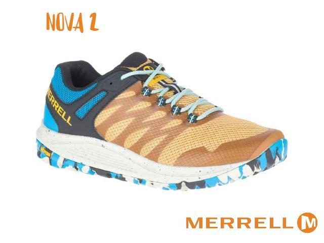 【merrell】 NOVA 2(GOLD)