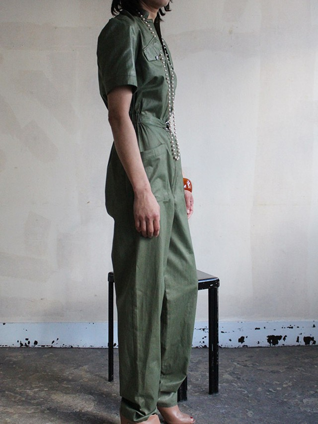 70s london vintgae  jump suit