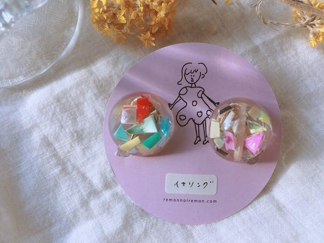 キャンディイヤリング