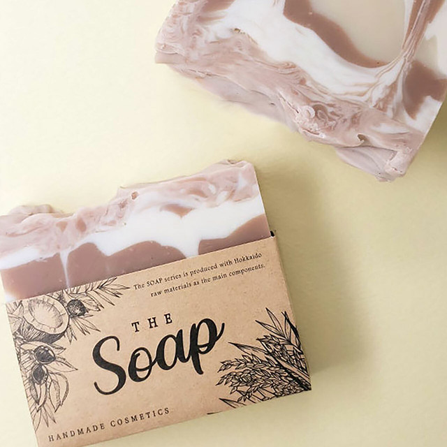 THE Soap(ミルク)